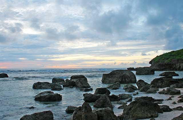 Beautiful Coastline, Guam