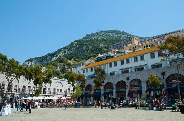 Gibraltar, a day trip from Spain | by Flight Centre's Talia Schutte