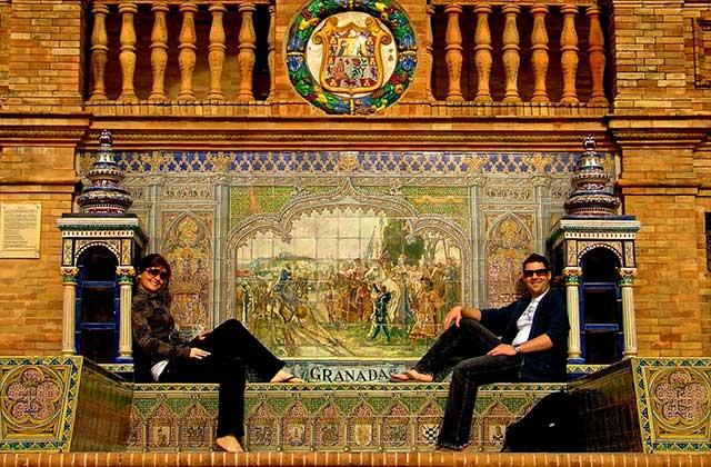Mosaic, Granada | by Flight Centre's Karina McLean