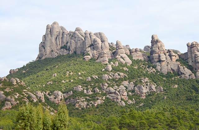 Montserrat, near Barcelona | by Flight Centre's Alexandra Miu