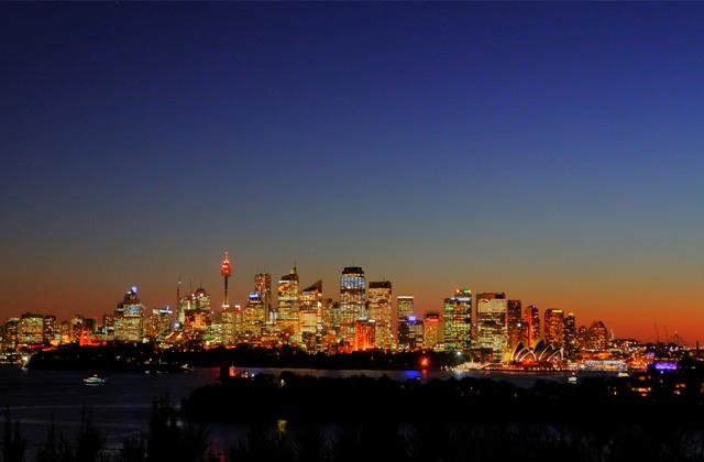 Night Lights | by Flight Centre's Stephen Bullock