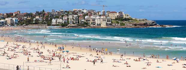 Sydney Travel Guide | Bondi Beach Sydney
