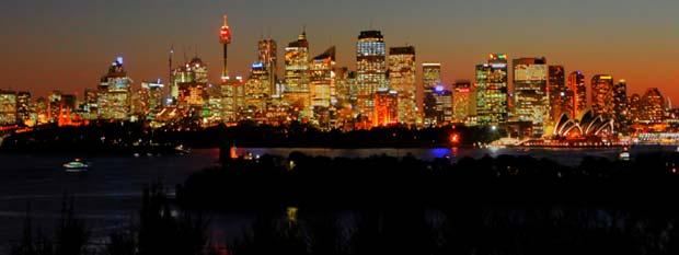 Sydney Travel Guide | Skyline