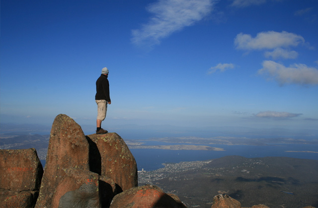 Mount Wellington, Hobart