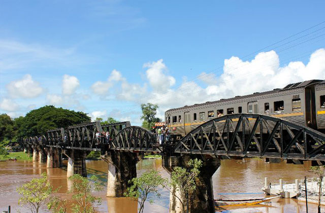 The Bridge over the River Kwai | by Flight Centre's Jade Hateley