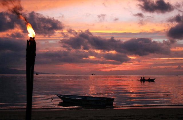 Ko Pha Ngan at Sunset | by Flight Centre's Jillian Blair