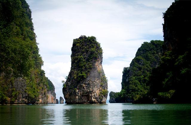 Phang Nga Rocks | by Flight Centre's Stephen Bullock