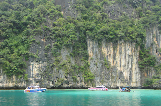 Phi Phi Ley Lagoon | by Flight Centre's Jason Cassin