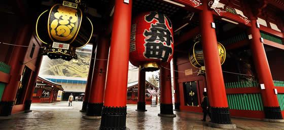 Tokyo: Sensō-ji Temple