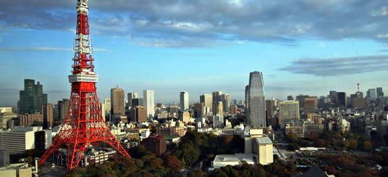 Tokyo: Tokyo Tower