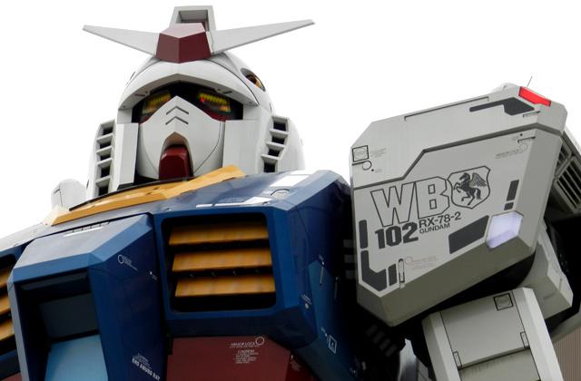 Gundam, Odaiba | by Flight Centre's Tiffany Apatu