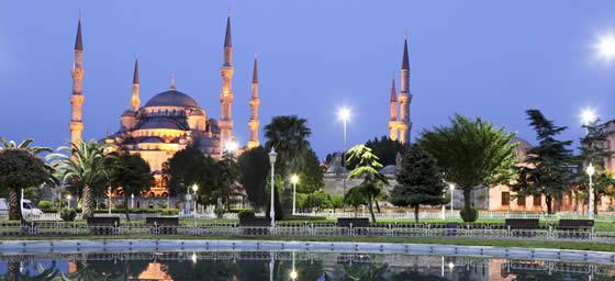 Turkey: Blue Mosque