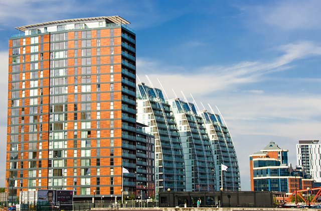 The Quays, Salford, Manchester, England