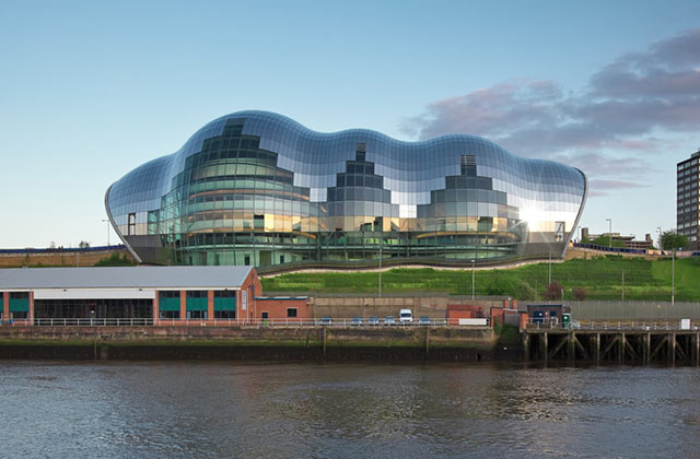 The Sage Gateshead, Gateshead