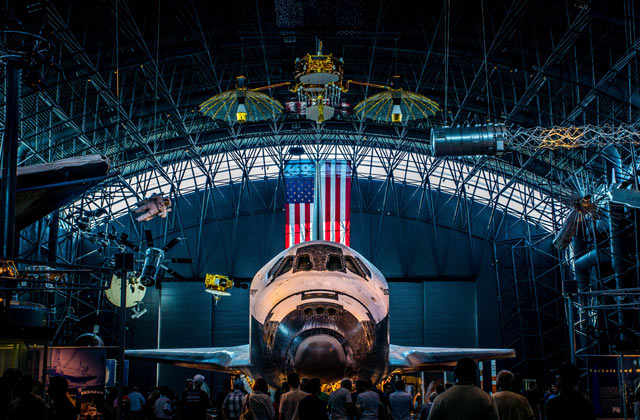 National Air and Space Museum, Washington DC | by Flight Centre's Nan Piao