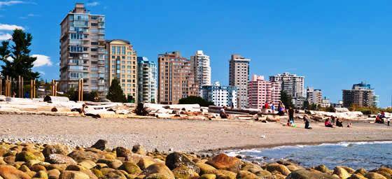 Vancouver: Beach