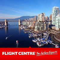 Vancouver | Flight Centre