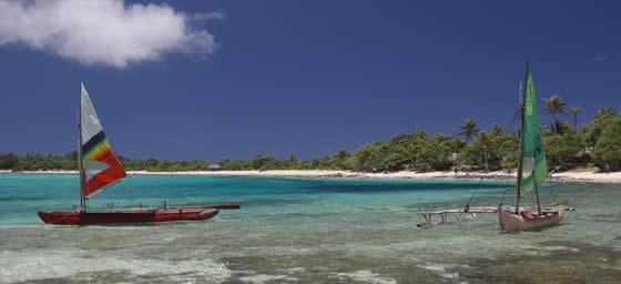 Vanuatu: Traditional Boats