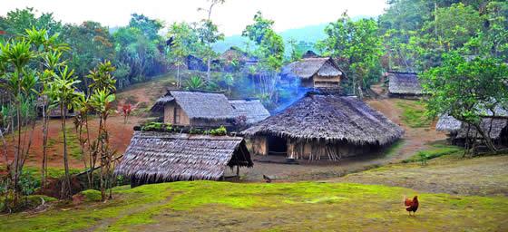 Vanuatu: Espiritu Santo Village