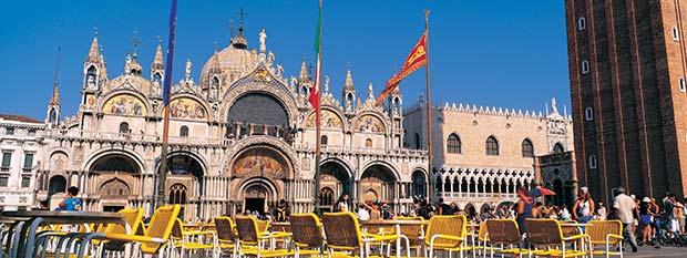 Church in Venice Italy