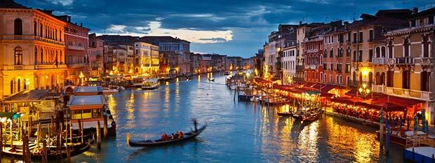 Flights to Italy