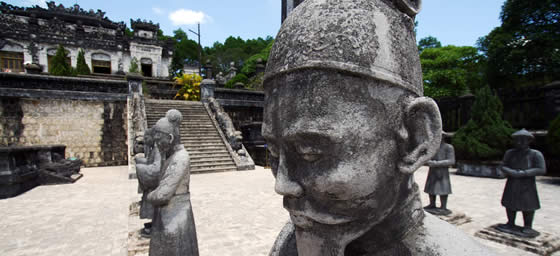 Vietnam Holidays: Tomb of Emporer Khai Dinh