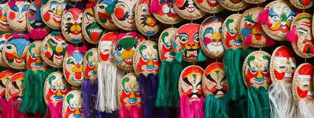 Vietnam travel souveniers