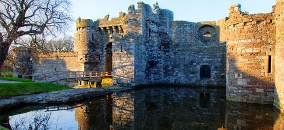 Wales: Beaumaris Castle