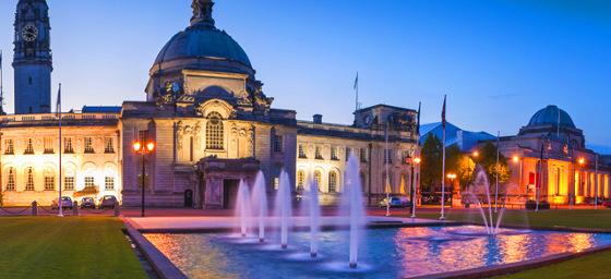 Cardiff: City Hall
