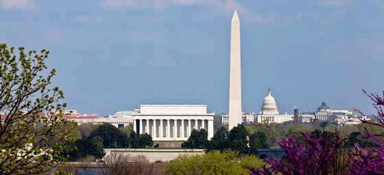 Washington DC: Washington Monument
