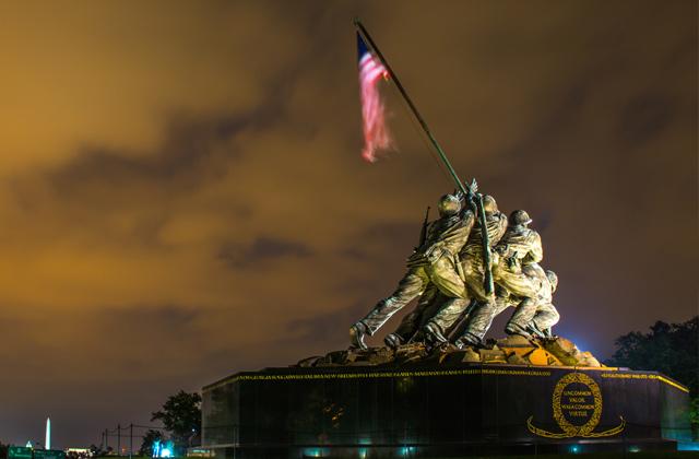Marine Corps War Memorial | by Flight Centre's Nan Piao