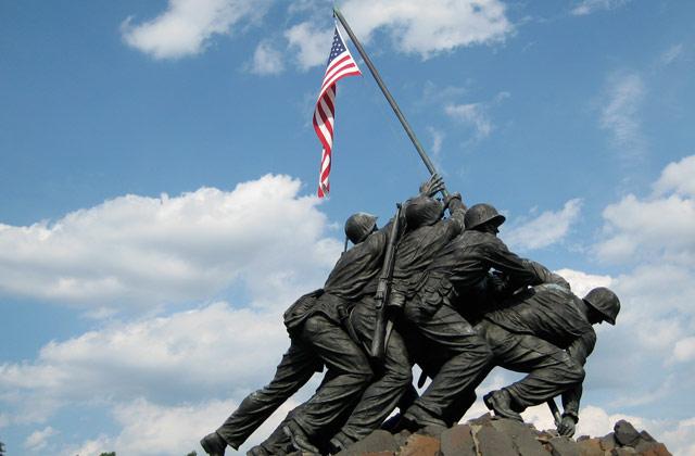 Marine Corps War Memorial | by Flight Centre's Daniel Brown