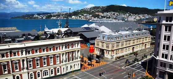 Wellington: Streets