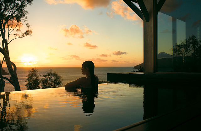 Private Pool, Hamilton Island