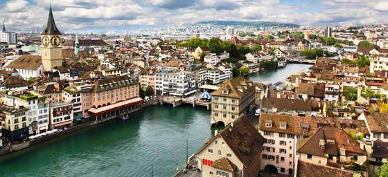 Zurich: City View
