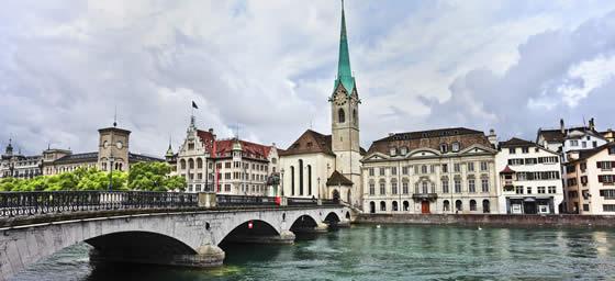 Zurich: Architecture