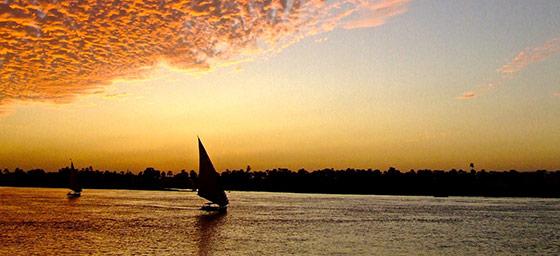 Africa: Sailing the Nile