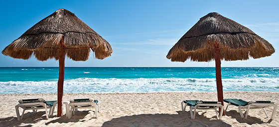 Beach Holidays: Mexico