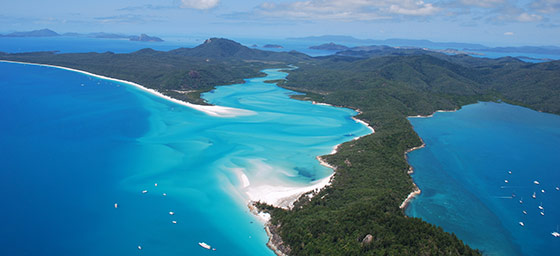 Beach Holidays: Whitsundays