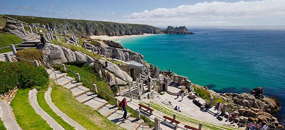 Europe: Cornwall, UK