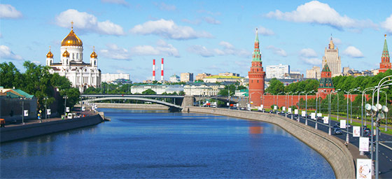 Luxury Holidays: River Cruise through Russia