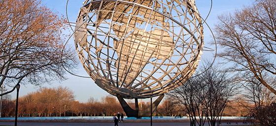 Tennis: Unisphere at Flushing Meadows