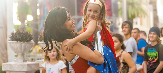Movie World: Wonder Woman