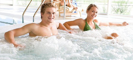 Spa Honeymoons: Hydrotherapy