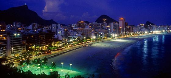 South America: Rio de Janeiro