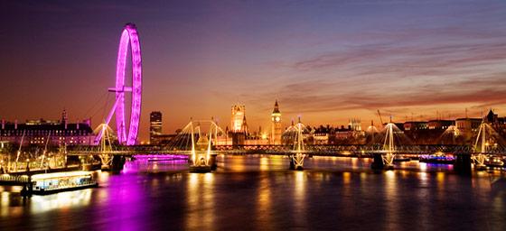 UK: London Cityscape