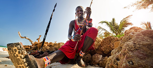 Meet The Maasai in Kenya
