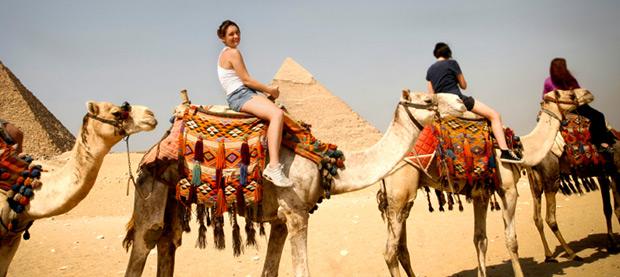 Saddle-up and Explore Egypt