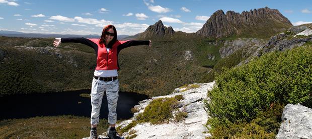 Climb Cradle Mountain, Tasmania