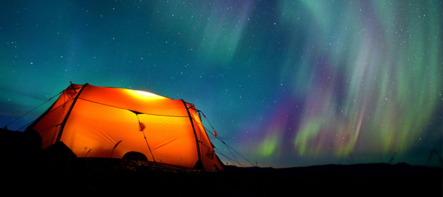 The Aurora Borealis (Northern Lights)